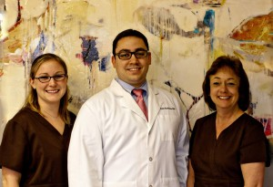 Dentist Raleigh Team